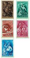 Ref. 266839 * HINGED * - HUNGARY. 1951. INTERNATIONAL CHILDREN'S DAY . DIA INTERNACIONAL DE LA INFANCIA - Ongebruikt