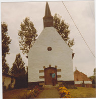 Lessen/Lessines - Deelgemeente Wannebecq - FOTO Van Kapel Uit 1985 - Lessines
