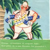 Publicité FLY TOX - Dessin De ZIG - Advertising