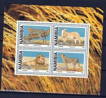 Namibia Block 37 ** - Namibia (1990- ...)