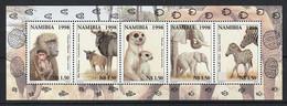 Namibia Block 43 ** - Namibia (1990- ...)