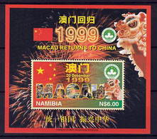 Namibia Block 33 ** - Namibia (1990- ...)
