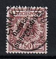 Deutsch-Südwestafrika 10 O - Kolonie: Duits Zuidwest-Afrika