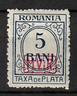 Rumänien P 6 * - Besetzungen 1914-18