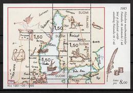 Finnland Block 1 ** - Unused Stamps