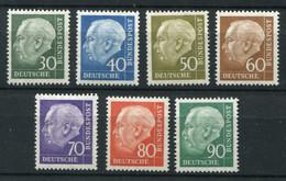 BRD 259/65 ** - Unused Stamps