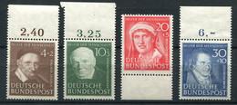 BRD 143/6 ** - Unused Stamps