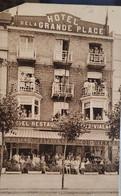 La Panne - Hôtel De La Grande Place 1927 - Non Classificati