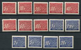 Böhmen Und Mähren P 1/14 ** - Besetzungen 1938-45