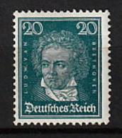 Deutsches Reich 392 * - Ungebraucht