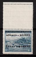 Böhmen Und Mähren 19 LS ** Signiert - Ungebraucht