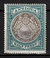 Antigua 16 * - 1858-1960 Kolonie Van De Kroon