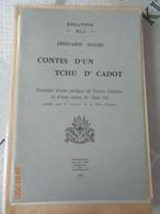 Contes D'un Tchu D'cadot Par Edouard David ,eklitra - XLI- - Picardie - Nord-Pas-de-Calais