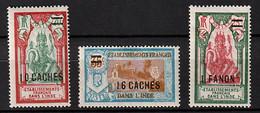 Indien 80/2 * - Unused Stamps