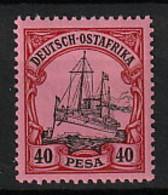 Ostafrika 18 * - Kolonie: Duits Oost-Afrika