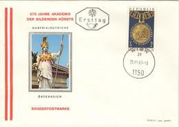 Österreich 1248 FDC - FDC