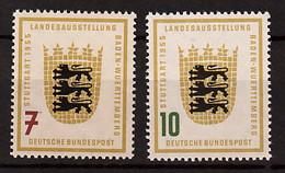 BRD 212/3 ** - Unused Stamps
