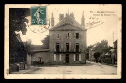 23 - GUERET - LA BANQUE DE FRANCE - Guéret