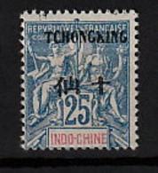 Tchongking 25 V * - Unused Stamps