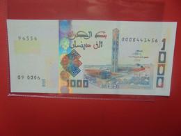 ALGERIE 1000 DINARS 2018 NEUF (B.22) - Algeria