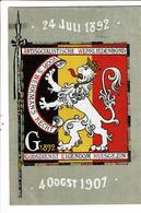 CPA-Carte Postale -Belgique-Voor 's Werkmans Recht 1907  VM29157 - Labor Unions