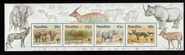 Namibia Block 17 ** - Namibia (1990- ...)