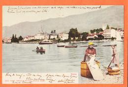 VaL105 ⭐ Lavandières VEVEY Scène Lessive Lavandière Bord Du Lac LEMAN 1906 Comptoir Phototypie Neuchatel 183 - VD Vaud