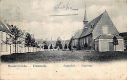 Belgique - Dendermonde - Termonde - Beggynhof - Béguinage - Dendermonde