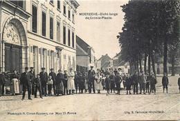 Belgique - Hamme - Moerzeke - Zicht Langs De Groote Plaats - Hamme