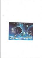 Belgique BLOC 167 Astronomie - Bloques 1962-....