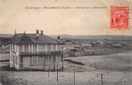 BISCARROSSE PLAGE - Vue Côté Sud Et Modern Hôtel - Très Bon état - Biscarrosse