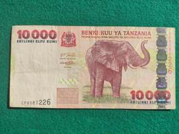 Tanzania 10000 Shillings 2003 - Tanzania
