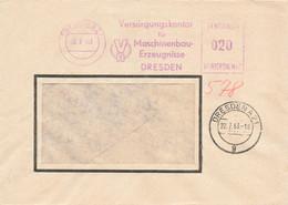 DDR AFS ZKD Maschinenbau Dresden 22.7.63 - Service