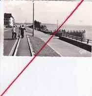 CP 62 -    AMBLETEUSE   - La Promenade Et Le Fort - Andere Gemeenten
