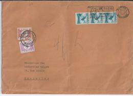 Brief Van ZÜRICH Naar Brussel Met Tx47 - 62 - Briefe U. Dokumente