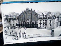 BARCELONA ESTACION DEL NORTE STAZIONE GARE STATION  N1940 IA6391 - Barcelona