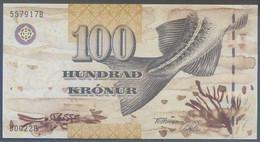 Ref. 4846-5349 - BIN FEROE Islands . 2002. FAEROE 100 KRONUR 2002 - Faroe Islands