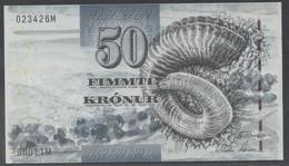 Ref. 4845-5348 - BIN FEROE Islands . 2001. FAEROE 50 KRONUR 2001 - Faroe Islands