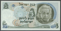 Ref. 4881-5384 - BIN ISRAEL . 1968. ISRAEL 5 LIROT 1968 - Israel