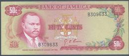 Ref. 4930-5433 - BIN JAMAICA . 1960. JAMAICA 50 CENTS 1960 - Jamaica