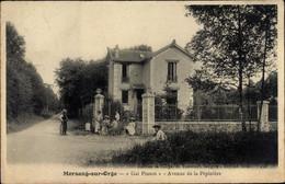 CPA Morsang Sur Orge, Gai Pinson, Avenue De La Pepiniere - Sonstige Gemeinden