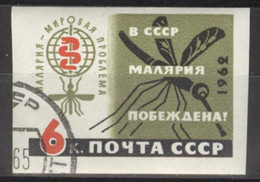 Sowjetunion 2610B O Malaria - Used Stamps