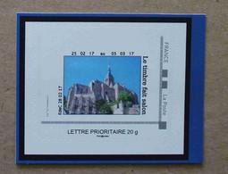 P3-E5 : Salon International De L'Agriculture  2017 - Mont Saint-Michel (autocollant/autoadhésif) - Gepersonaliseerde Postzegels
