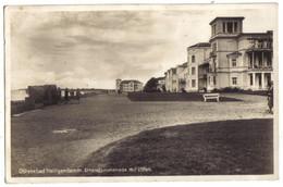 ALLEMAGNE - OSTSEEBAD HEILIGENDAMM Strandpromenade Mit Villen - Andere