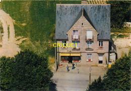 35 Montauban De Bretagne, La Brohimière ( Brohinière ), Hotel De La Gare, Visuel Pas Courant - Altri Comuni