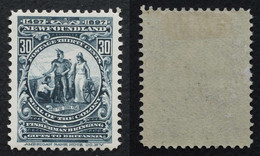 Terre Neuve  NEWFOUNDLAND 1897 Yvert 59 Neuf* - 1865-1902