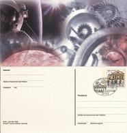 BRD Ganzsache PSo 59/02 O - Postkarten - Gebraucht