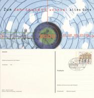 BRD Ganzsache PSo 59/04 O - Postkarten - Gebraucht