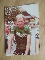 Cyclisme - Photo Personnelle : Guido FREI - KAISER   1981 - Ciclismo