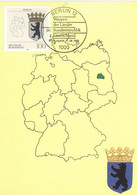 BRD 1588 Maximumkarte - Cartes-Maximum (CM)